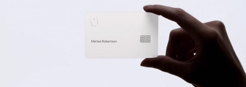 Apple estrena su nueva tarjeta de crédito.