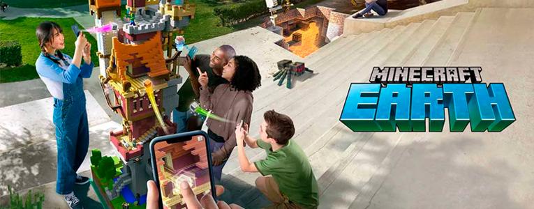 La beta de MinecraftEarth para Android se lanza en cinco ciudades