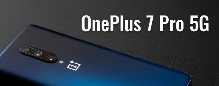 OnePlus 7 Pro 5G para Sprint es el teléfono 5G más barato…hasta el momento