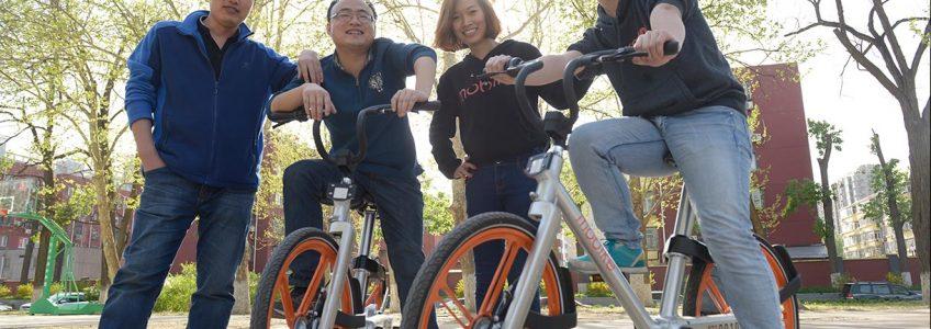Los móviles revolucionan el mercado de las bicicletas compartidas