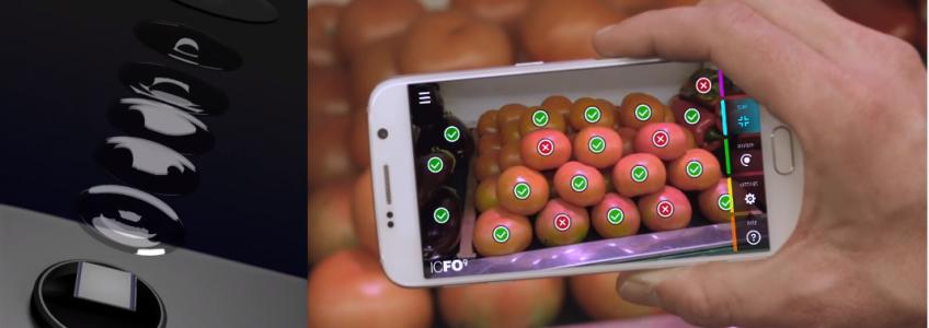 Crean la primera cámara capaz de ver a la vez lo visible y lo invisible