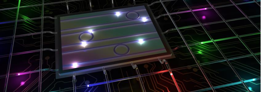 Crean fotones de colores capaces de generar hasta 9.000 dimensiones