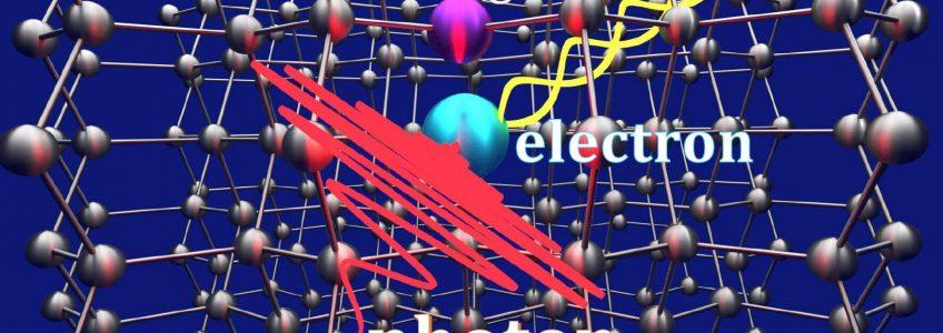 Consiguen la teleportación cuántica dentro de un diamante