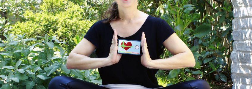 Medite todos los días con el mismo dispositivo que lo estresa