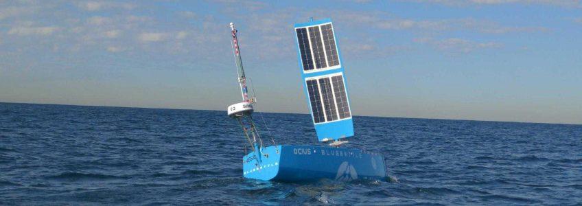 Drones oceánicos detectarán pateras en las aguas australianas • Tendencias21