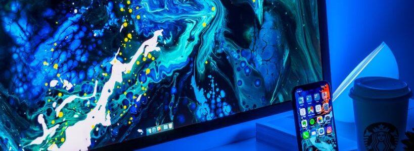 Un chip que imita al cerebro crea pantallas en tecnicolor • Tendencias21
