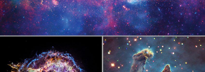 Desvelan la dimensión musical de la Vía Láctea • Tendencias21
