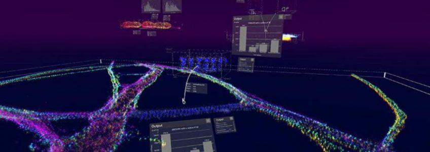 """La realidad virtual permite """"caminar"""" dentro de las células • Tendencias21"""