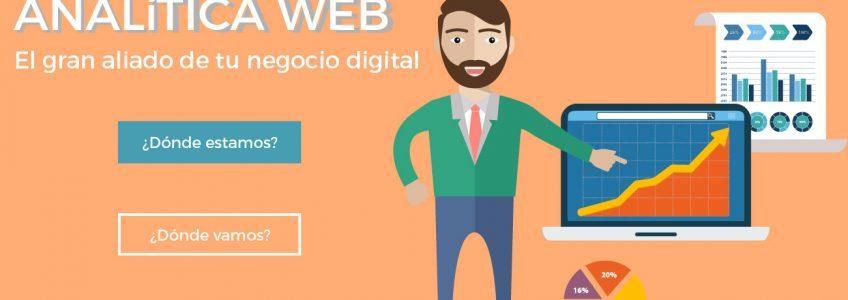 Analítica web: el gran aliado de tu negocio digital