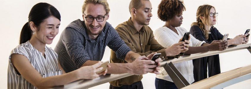 Estrategia para hacerte notar en Redes Sociales